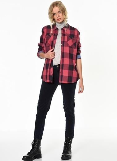 Tommy Hilfiger Gömlek Kırmızı